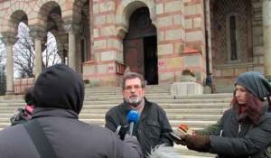 "Savo Štrbac: Zločin nad Srbima u ""Maslenici"" i dalje nekažnjen, 22.1.2018. Foto: SRNA"