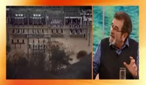 Razgovor Save Štrbca i dr Koste Novakovića u emisiji Novo jutro televizije Pink povodom godisnjice hrvatske operacije Maslenica, 24.1.2018.