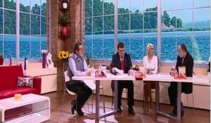 Novo jutro, Dea i Sarapa – gosti Savo Štrbac i Mile Bosnić povodom izložbe o Jasenovcu