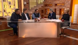 HappyTV, Dobro jutro Srbijo – Večno će se Srbija suditi sa Hrvatima, 12.2.2018.