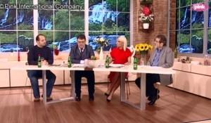 TV Pink, Novo jutro - Savo Štrbac i Aleksandar Raković o reustašizacji Hrvatske, 4.3.2018.