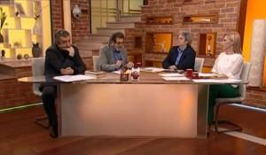 Hrvatima smeta sve srpsko pa i grobovi - Dobro jutro Srbijo - (TV Happy 08.03.2018)