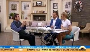 TV Pink, 19.03.2018, Emisija Svitanje - Gost: Savo Štrbac