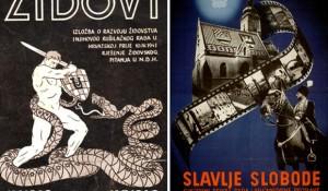 Filmski plakati iz vremena Nezavisne Države Hrvatske