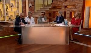 TV Happy, Dobro jutro Srbijo: Nastavak price o izrucivanju srpskog vojnika Hrvatskoj, 11.4.2018.