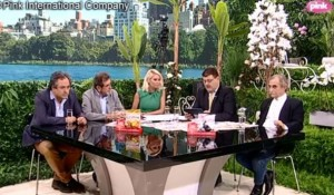 TV Pink, 23.04.2018, Novo jutro, Dea i Sarapa – Savo Štrbac, Predrag Marković i Ljubiša Ristić