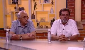 Happy TV, Dobro jutro Srbijo – Bljesak i Oluja, sramne akcije ubijanja i proterivanja, 2.5.2018. Foto: Screenshot