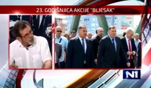 N1, 02.05.2018, Dan uživo – Savo Štrbac i Dragan Pjevač o hrvatskoj operaciji Bljesak
