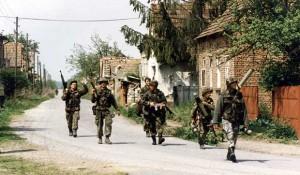 Hrvatska agresija na Zapadnu Slavoniju, maj 1995. Foto: In4S