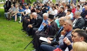 """Održan Svesrpski sabor """"Krušedolska zvona"""", 26.05.2016. Foto: RTRS"""