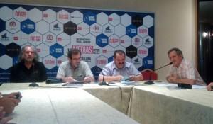 Прес конференција - ДИЦ Веритас Фото:РТРС