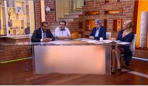 Jutarnji program: Ukradene nekretnine Srba u Hrvatskoj tokom rata, 11.7.2018. Foto: screenshot