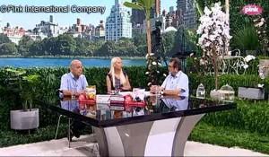 TV Pink, 27.07.2018, Novo jutro, Dea i Sarapa: Tema dana, gosti: Savo Strbac i Igor Ginzberg