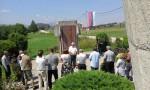 Drinčić: Polaganje vijenca na spomenik ispred Spomen sobe poginulim vojnicima Republike Srpske, 7.8.2018. Foto: DIC Veritas