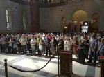 Parastos u crkvi Svetog Marka u Beogradu, 4.8.2018. Foto: DIC Veritas