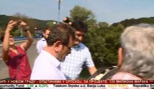 Da se ne zaboravi: U Novom Gradu obilježene 23 godine od egzodusa Srba iz Krajine Foto:RTRS, screenshot