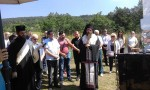 Pomen i vijenci na Petrovačkoj cesti, 7.8.2018. Foto: DIC Veritas