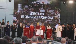 Dan sećanja na progon Srba Foto: B92, Tanjug/ Jaroslav Pap