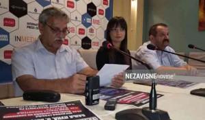 """U nedjelju tribina u znak obilježavanja stradanja Srba u akciji """"Oluja"""" Foto: Nezavisne novine"""