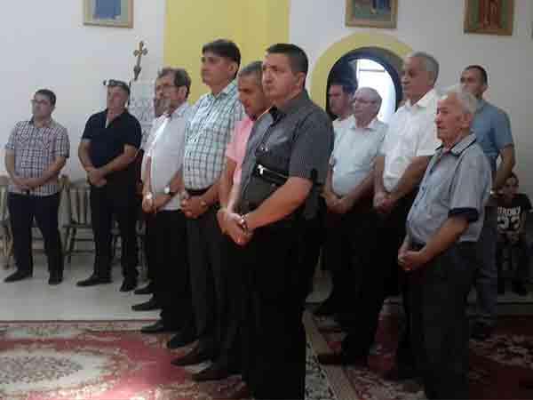 Novi Grad: Parastos za stradale Srbe, 6.8.2018. Foto:RTRS, SRNA