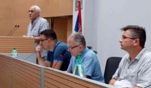 """Zbornik """"Građanski rat u Hrvatskoj"""" Da bi se ostvarili zločinački projekti Srpska Krajina je morala nestati Foto: A-TV-BL"""