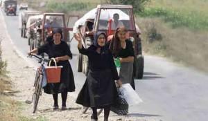 """U """"Oluji"""" nisu poštedjeli ni žene Foto: Glas Srpske"""