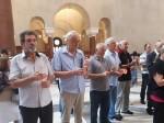 Parastos Srbima ubijenim u akciji Medački džep Foto: Denka Krkljes