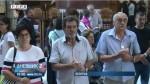 RTRS, 09.09.2018, Dnevnik2: Parastos u Crkvi Sv. Marka Srbima ubijenim u akciji Medački džep, 1993 [Video]