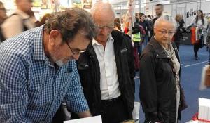 Šesti dan 63. međunarodnog sajma knjiga, 26.10.2018. Foto: DIC Veritas