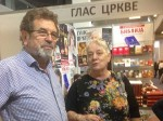 Treći dan 63. međunarodnog sajma knjiga, 23.10.2018. Foto: DIC Veritas