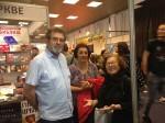 Sedmi dan 63. međunarodnog sajma knjiga i promocija Hronike 6, 27.10.2018. Foto: DIC Veritas