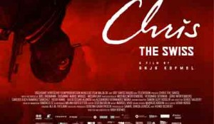Plakat filma Chris The Swiss, donja polovina Foto: Internet
