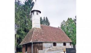 Hram Svetog arhangela Mihaila, Donje Selište, pre 1773. Foto: Politika, Đ. Đukić