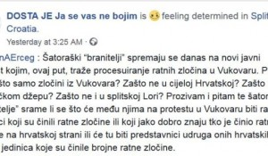Zoran A. Erceg FB Foto: Screenshot