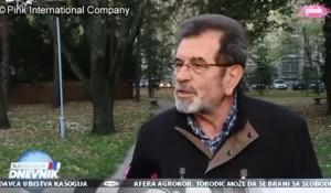 TV Pink, 15.11.2018, Nacionalni dnevnik: Savo Štrbac o zahtevu za privremeno oslobađanje Dragana Vasiljkovića [Video]