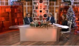 TV Happy, 09.01.2019, Dobro jutro Srbijo - Sin Hrvatskog poslanika cestitao Srbima Bozic... – Štrbac
