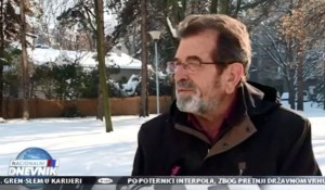 Pink, 27.01.2019, Nacionaln dnevnik – Hrvatski revizionizam i skrivanje zločina Foto: Screenshot