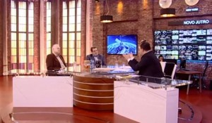 TV Pink, 04.02.2019, Dea i Sarapa – gosti: Savo Štrbac i Momčilo Diklić o spisima Gestapoa o Stepincu [Video]