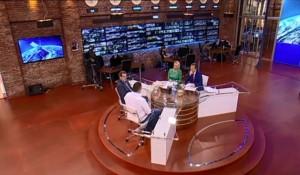 Tv Pink, 12.02.2019, Novo jutro, Irina i Žika – Splitski i ne samo splitski napadi na Srbe, šta dalje Foto: Screenshot