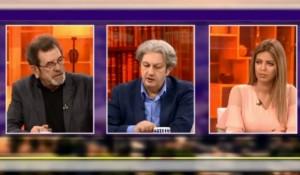 TV Happy, 15.02.2019, Dobro jutro Srbijo – Napadi na Pupovca u hrvatskom Saboru, nastavak progona Foto: Screenshot