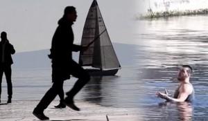 Napad na Zvezdine vaterpoliste u Splitu februar 2019. Foto: TV Pink, screenshot
