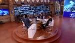TV Pink, 06.03.2019, Novo jutro - O skrnavljenju Pavelićevog groba...