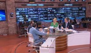 Jutarnji program – Ćime sve Hrvatska uslovljava Srbiju, 20.3.2019. Foto: Screenshot