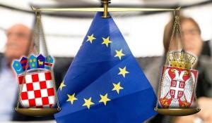 Srbija, Hrvatska, Evropska unija Foto: Espreso