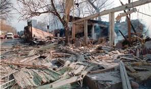 Posledice NATO napada na Kosovo i Metohiju 1999, ilustracija Foto: Glas Javnosti