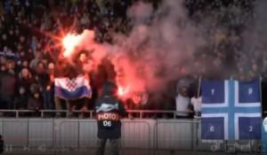 """Skandal u Kijevu: Stadion odzvanjao, Ukrajinci i Hrvati skandirali """"Ubij Srbina"""""""