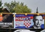 Uništeni predizborni plakati SDSS u Rijeci i Zagrebu Foto: RTV