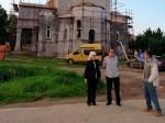 DIC Veritas, 05.06.2019, Banstol: U poseti Eparhiji sremskoj i gradnji Crkve Sv. Marije Magdalene