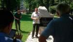 Parastos za Srbe stradale na Miljevačkom platou, 21.6.2019. Foto: DIC Veritas