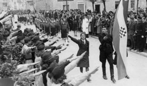 Marš hrvatskih ustaša, 1941. Foto: Arhiva, Portal Novosti